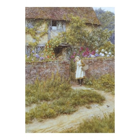 "HELEN ALLINGHAM ""At Sandhills"" 5000+ PRINTS in our shop various SIZES, BRAND NEW"