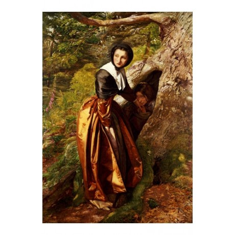 "SIR JOHN EVERETT MILLAIS ""Proscribed Royalist"" PRINT various SIZES available"