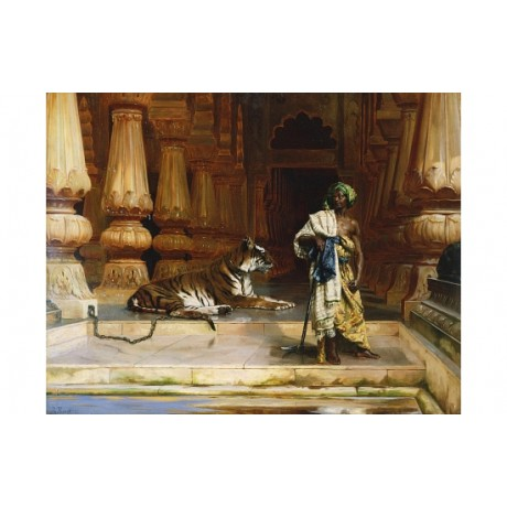 "RUDOLPH ERNST ""The Palace Guards"" BROWSE our eBay shop! various SIZES, BRAND NEW"
