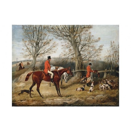 "HENRY ALKEN ""The Kill"" HUNTING print BROWSE OUR SHOP! various SIZES, BRAND NEW"