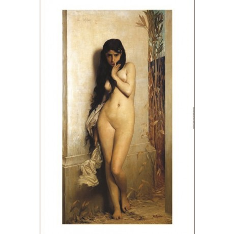 "JULES LEFEBVRE ""The Slave Girl"" BROWSE our eBay shop! various SIZES, BRAND NEW"