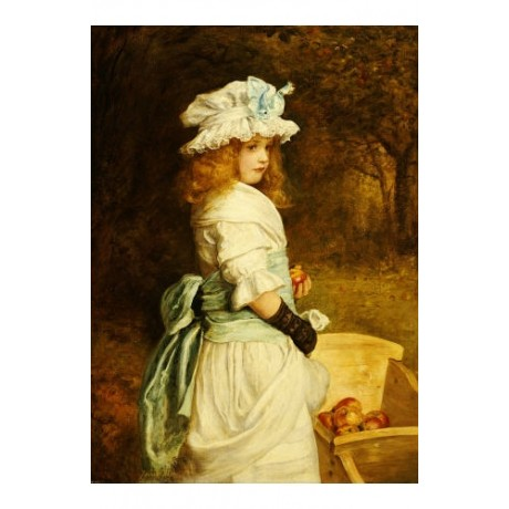 "SIR JOHN EVERETT MILLAIS ""Pomona"" Art Print various SIZES available"
