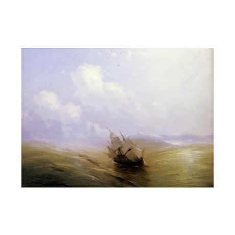 IVAN CONSTANTINOVITCH AIVASOWSKY storm print NEW choose SIZE, from 55cm up, NEW