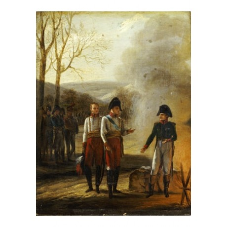 PIERRE PAUL PRUD'HON Napoleon And Francois II PRINT NEW various SIZES, BRAND NEW