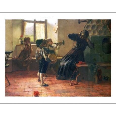 "GEORG JAKOBIDES ""Concert"" people children music NEW various SIZES available, NEW"