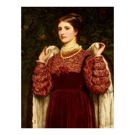 "CHARLES EDWARD PERUGINI ""Dressing Up"" ON CANVAS choose SIZE, from 55cm up, NEW"