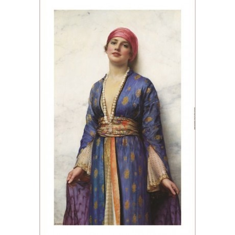 WILLIAM CLARKE WONTNER Yasemeen From Arabian Nights NEW various SIZES, BRAND NEW
