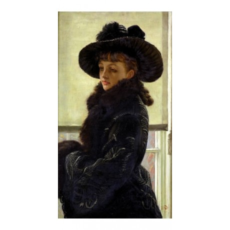 JAMES JACQUES JOSEPH TISSOT Kathleen Newton various SIZES available