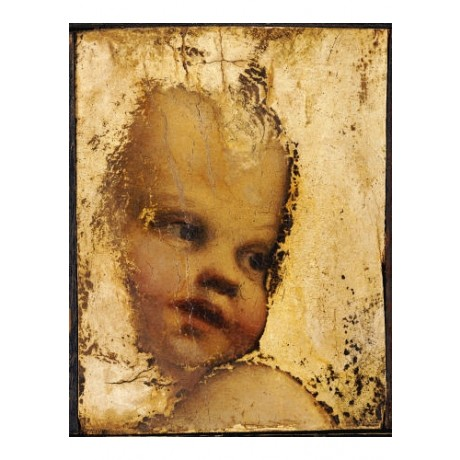 "ANTONIO ALLEGRI ""Head Of A Child"" Art Print various SIZES available"