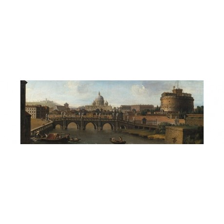 "ANTONIO JOLI ""The Castel St Angleo Rome"" SEE OUR SHOP! various SIZES, BRAND NEW"