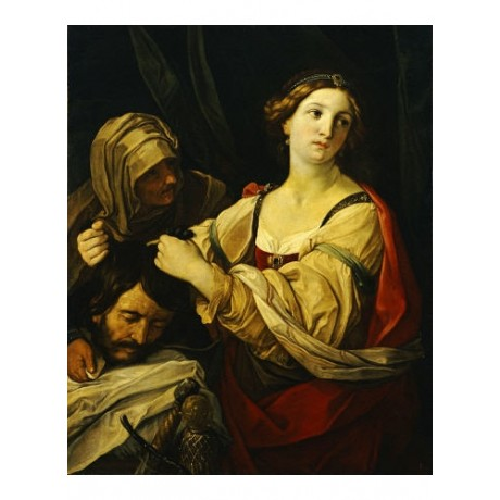 "ELISABETTA SIRANI ""Judith With Head Of Holofernes"" choose SIZE, from 55cm up"
