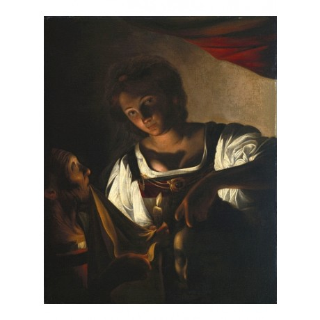 "BARTOLOMEO CAVAROZZI ""Judith With Head Of Holofernes"" various SIZES, BRAND NEW"
