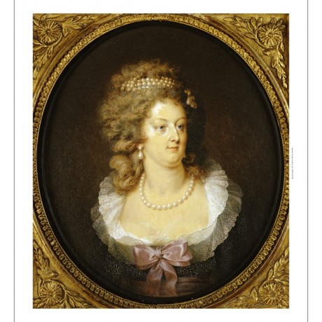 "JEAN GUERIN ""Portrait Of Marie-Antoinette"" Print NEW various SIZES available"
