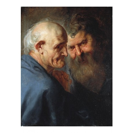 "SIR PETER PAUL REUBENS ""Two Apostles"" BROWSE our shop! various SIZES, BRAND NEW"