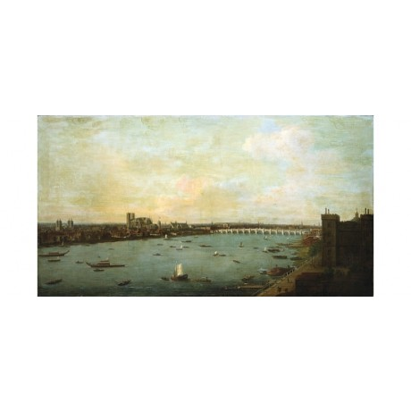 "ANTONIO JOLI ""City Of Westminster"" landscape PRINT NEW various SIZES, BRAND NEW"