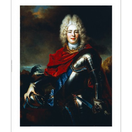 NICOLAS DE LARGILLIERE Portrait ON CANVAS ON CANVAS various SIZES available, NEW
