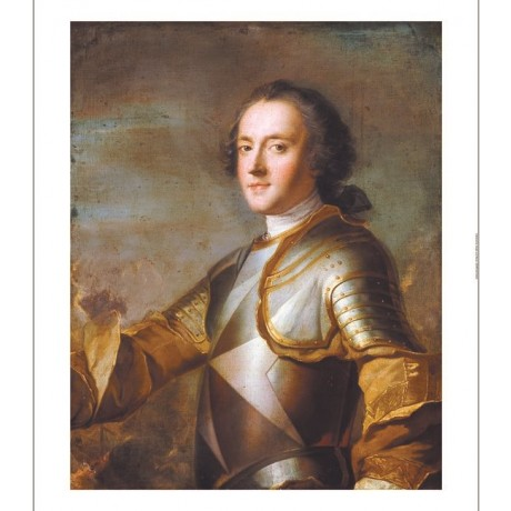 "JEAN-MARC NATTIER ""Portrait Jean-Philippe D'Orleans"" various SIZES available"
