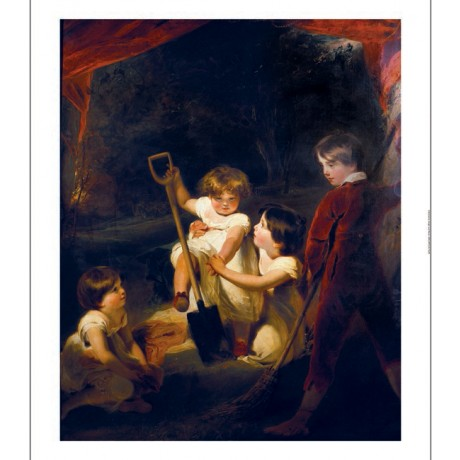 "THOMAS LAWRENCE ""The Children Of John Angerstein, MP"" various SIZES, BRAND NEW"
