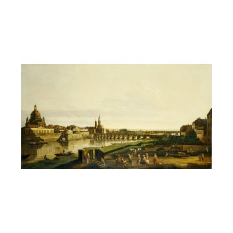 "BELLOTTO BERNARDO (FOLLOWER OF) ""View Of Dresden"" print various SIZES, BRAND NEW"