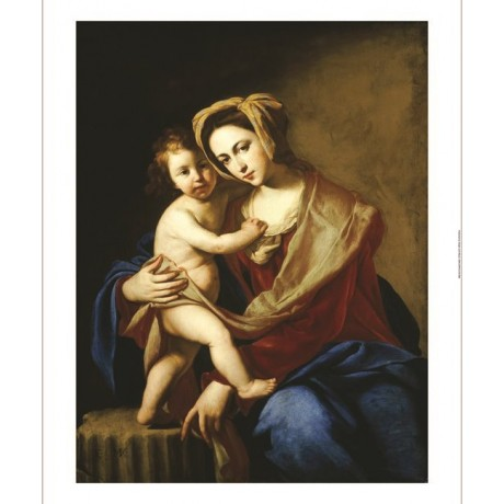 "MASSIMO STANZIONE ""Madonna And Child"" Religious Art various SIZES available, NEW"