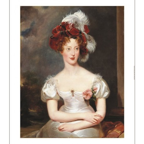THOMAS LAWRENCE Marie-Caroline, Duchesse De Berry NEW! various SIZES, BRAND NEW