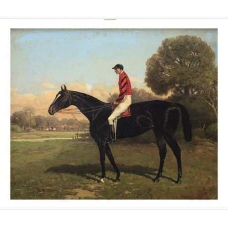 "HENRY STULL ""Iroquois, winner of the Epsom Derby"" NEW various SIZES, BRAND NEW"