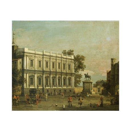 "ANTONIO CANALE ""A Capriccio Of Buildings In Whitehall"" various SIZES, BRAND NEW"