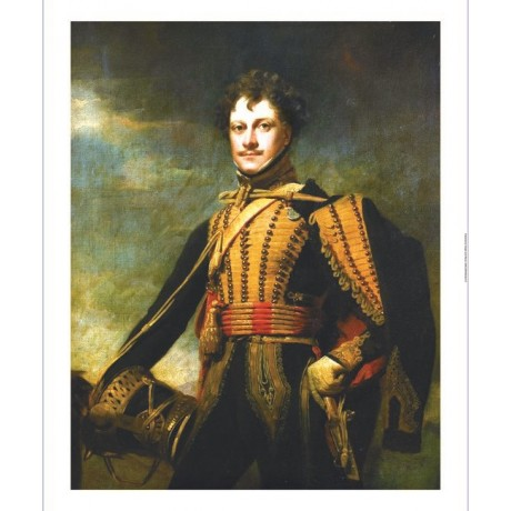 "SIR HENRY RAEBURN ""Lieutenant Colonel John Fraser"" NEW! various SIZES, BRAND NEW"