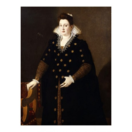 LAVINIA FONTANA Portrait Duchess Of Tuscany PRINT NEW various SIZES, BRAND NEW