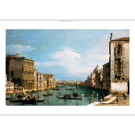 "CANALETTO ""The Grand Canal Venice"" BROWSE our eBay shop various SIZES, BRAND NEW"