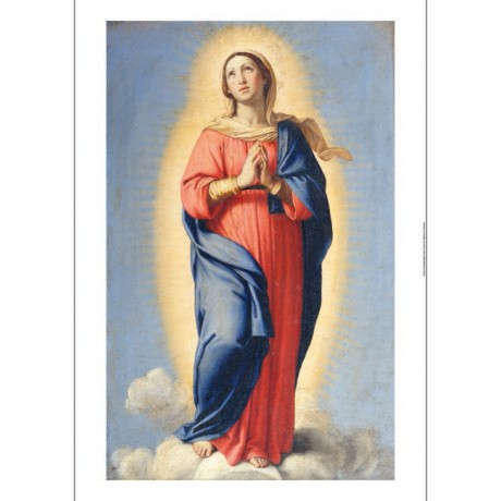 "GIOVANNI BATTISTA SALVI ""Immaculate Conception"" print various SIZES, BRAND NEW"