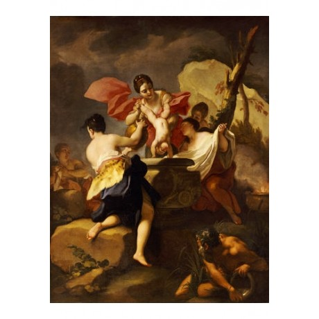 ANTONIO BALESTRA Thetis And Infant Achilles PRINT NEW various SIZES, BRAND NEW
