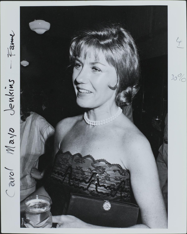 Carol Mayo Jenkins